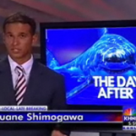 duane shimogawa reports on oahu shark attack