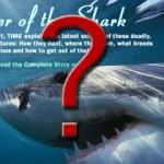 Zero Coverage of Volusia County Shark Attacks in 2008