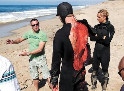 Tiger shark attack victim - photo#16