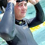 Gladstone freediving champion John Pengelly