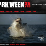 Shark Week 25th Anniversary